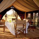 Singita's Sabora Tented Camp