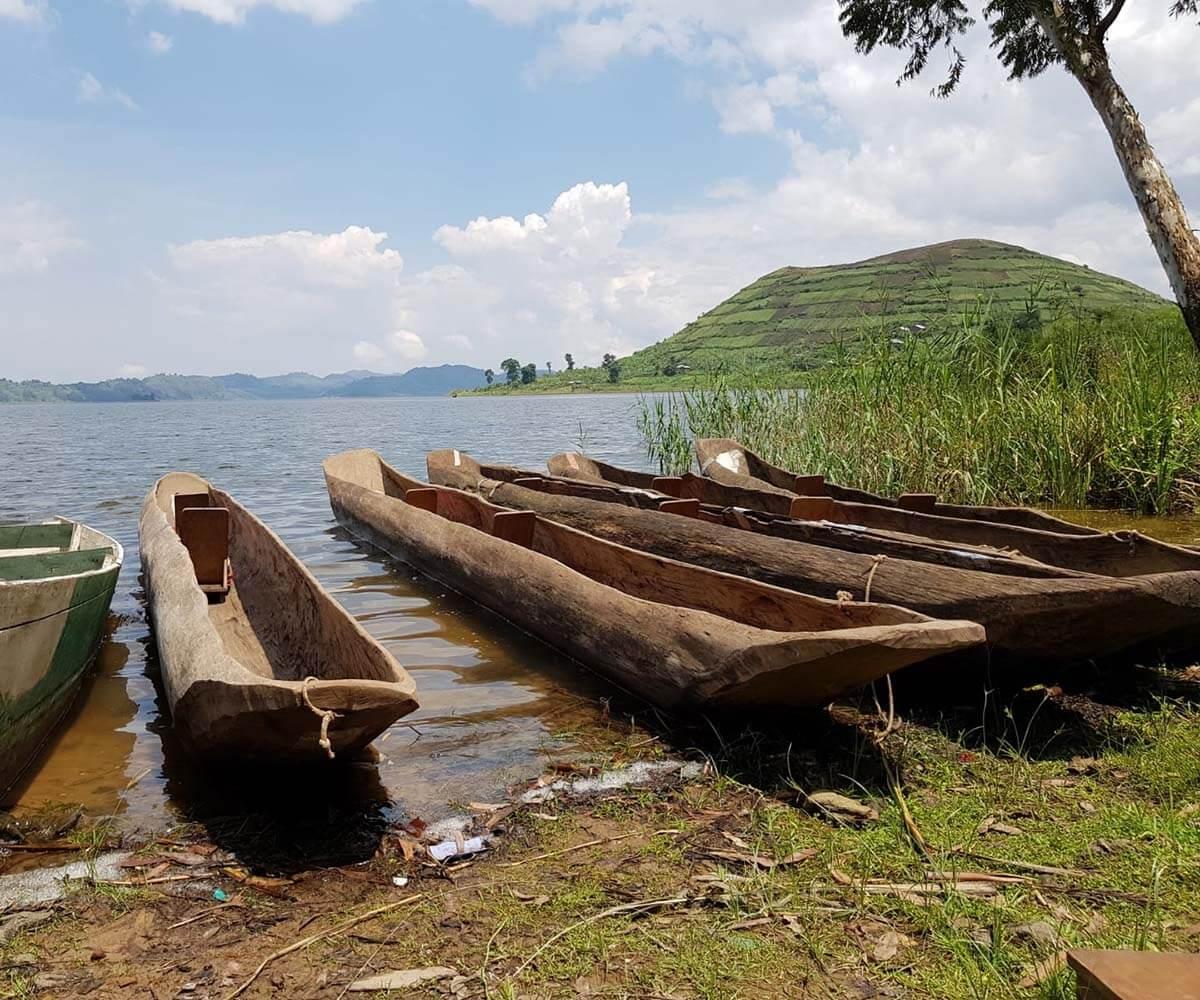 Georges Uganda Trip Report