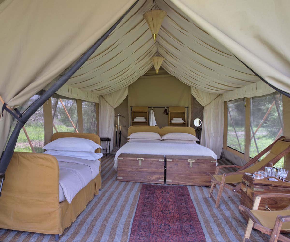 African Safari and Beach accommodation
