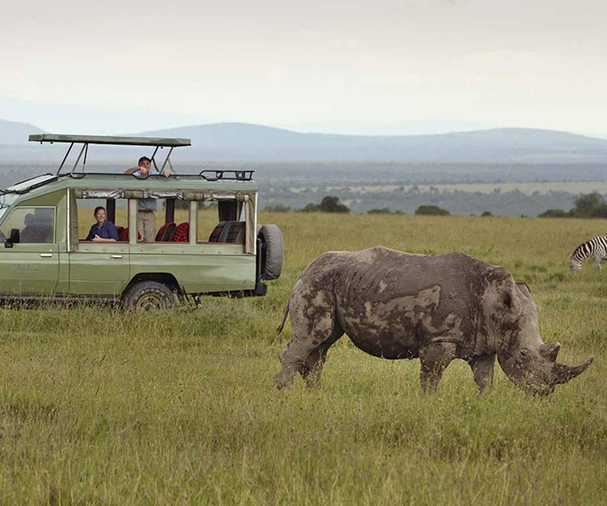 Top Alternative Kenya Safari Lodges