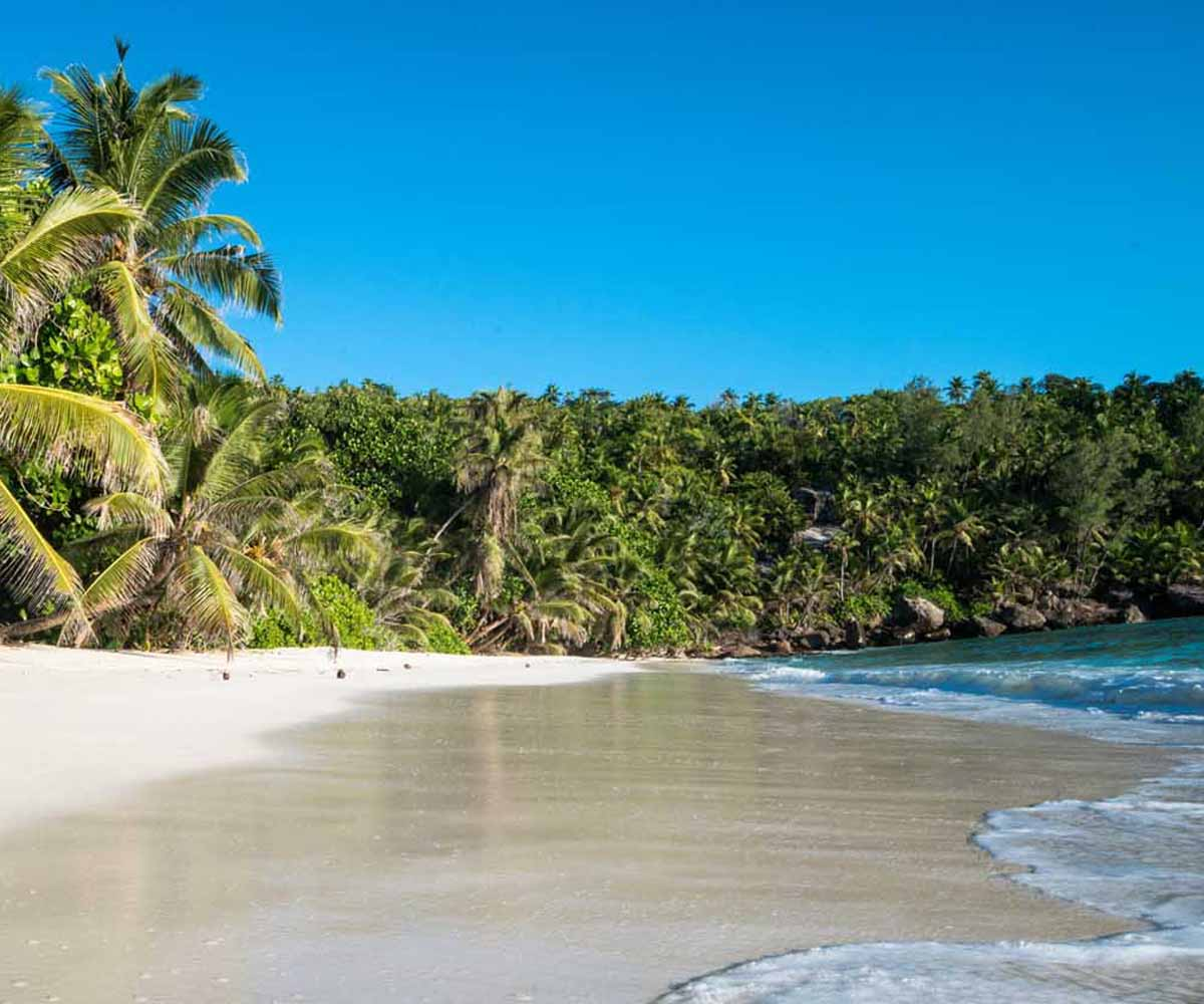 A guide to the best beaches in the Indian Ocean