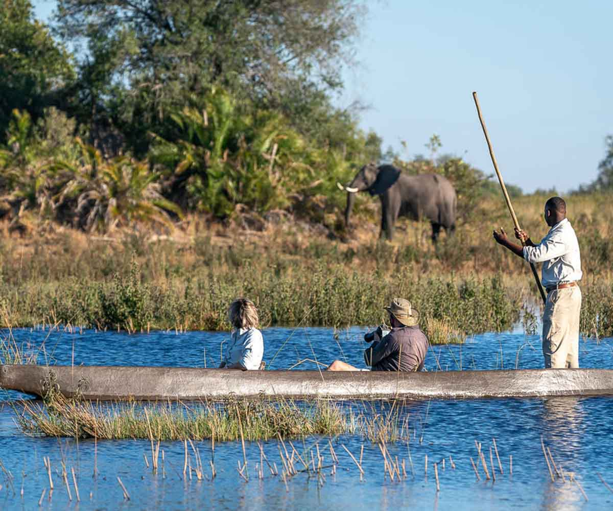 Botswana Safari Locations