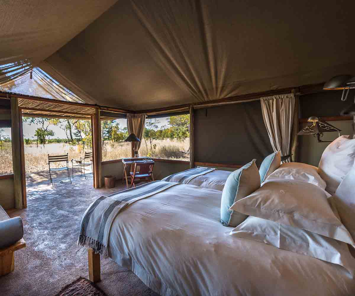 Africa's Best Tented Safari Camps