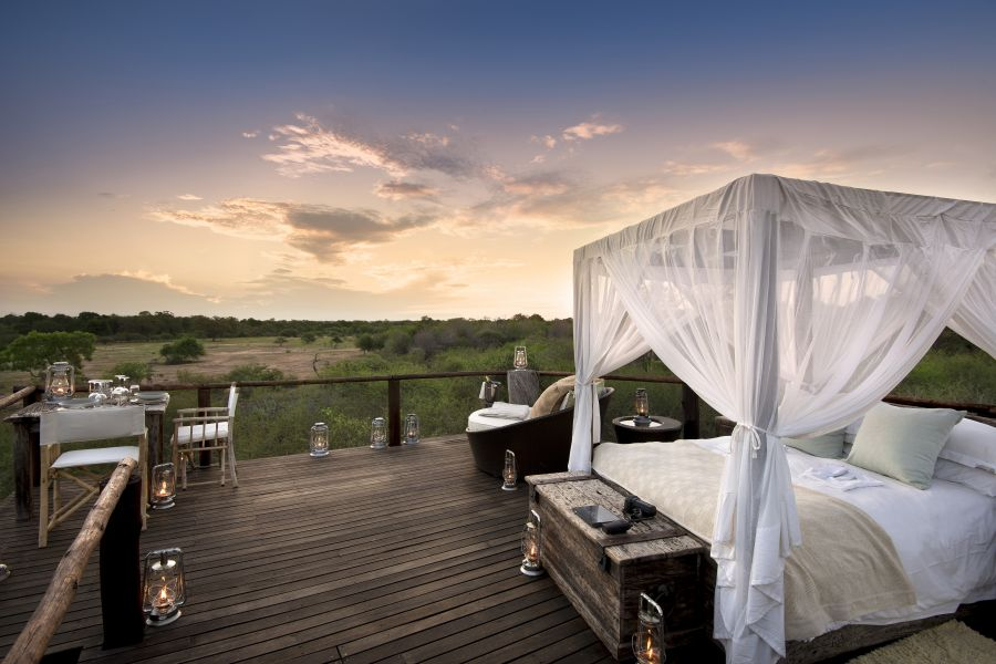Swoon-worthy Safari Star Beds