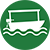 Boating safari icon
